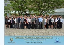 APCSS Maritime Workshop in Singapore
