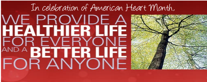 In celebration of American Heart Month, Shaklee introduces a new