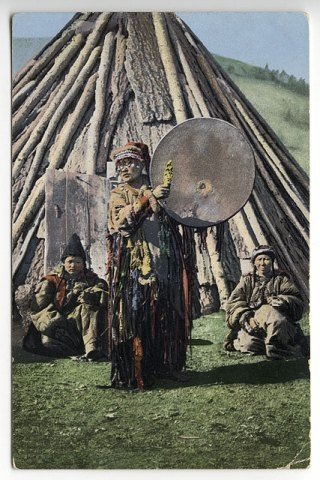Sounds of the Shaman