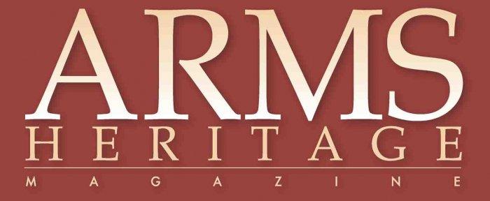Arms Heritage Magazine Logo