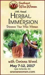 Herbal Immersion - May 7-12, 2017 with Corinna Wood