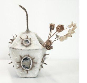 felt vessel by Maria