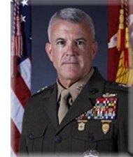 Maj. Gen. Hartsell, USMC