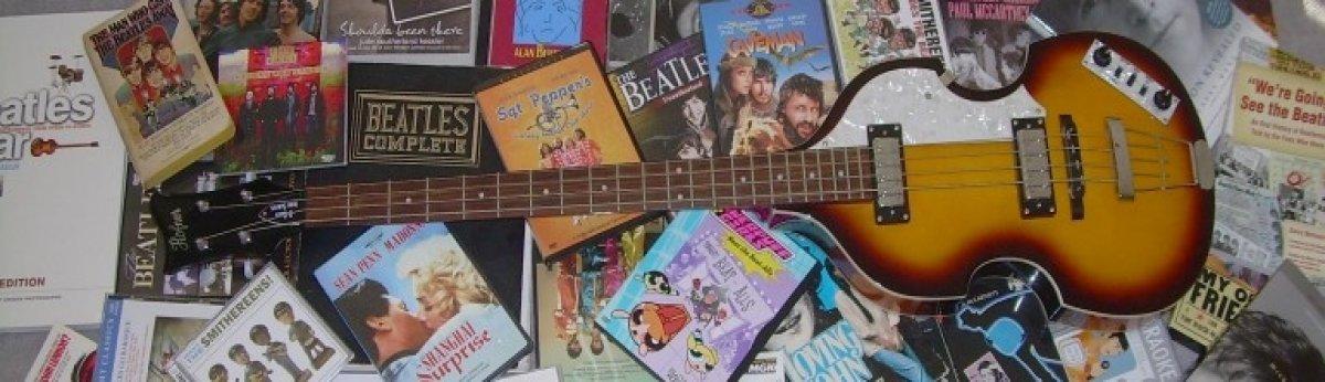 Beatles Freak Review Blog