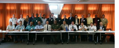 Pacific Security Sector working group
