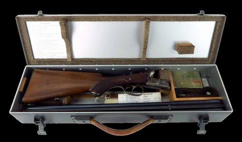 Cased Gun