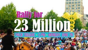 Rally for 23 Million