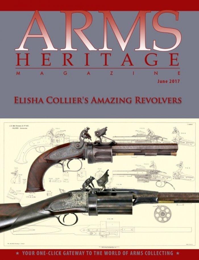 Collier Flintlock Revolvers