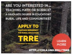 TRRE program link