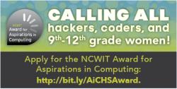 HS NCWIT Award Link