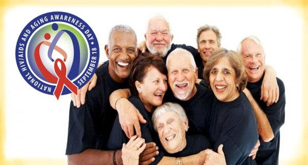 National HIV/AIDS and Aging Awareness Day is September 18