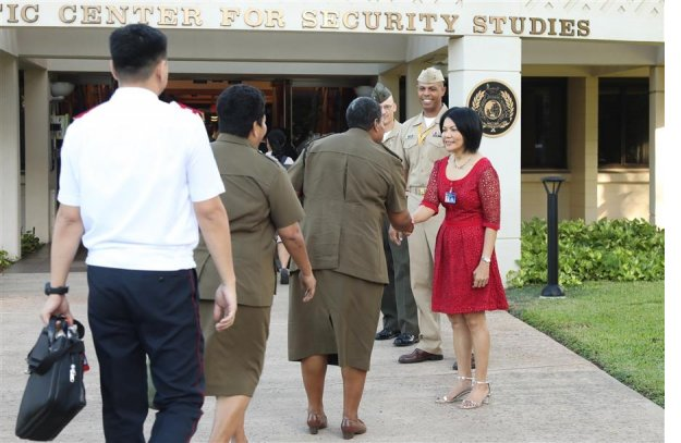 DKI APCSS hosts workshop on national security coordination in Southeast Asia photo