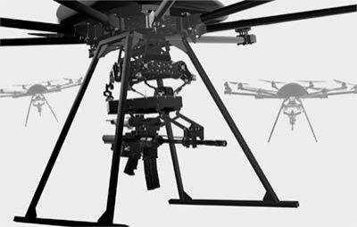 Drone MG