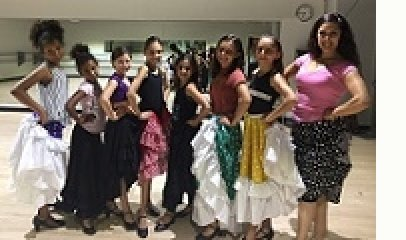 West Valley Flamenco Classes