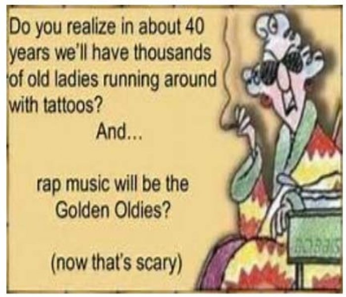 tatoos on rap