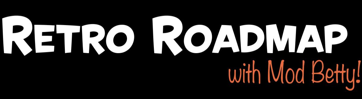 Retro Roadmap Mod Betty Beth Lennon