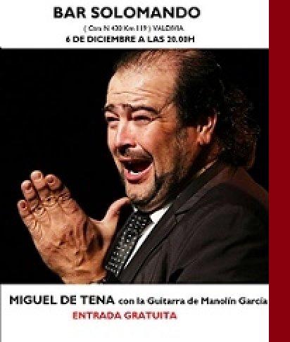 Miguel de Tena - Bar Solomando