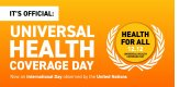 Universal Health Coverage Day 2017