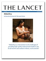Lancet Series on Midwifery