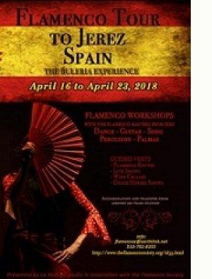 Flamenco Tour to Jerez, Spain