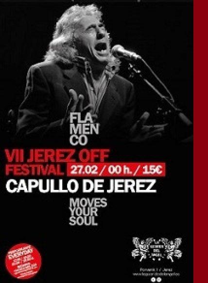 VII Jerez Off Festival 2018