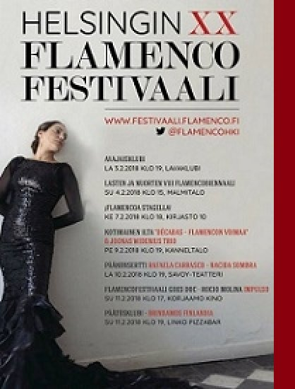 Helsingin XX Flamenco Festivaali