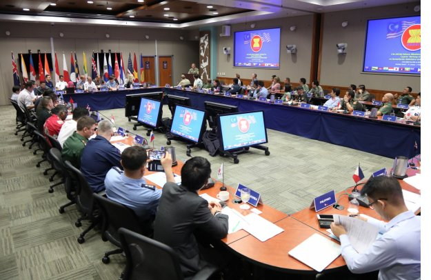 12th ASEAN Defence Minister's Meeting Plus Experts' Working Group on Humanitarian Assistance and Disaster Relief (ADMM-PLUS EWG on HADR) photo