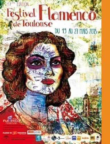 Festival Flamenco Toulouse 2018