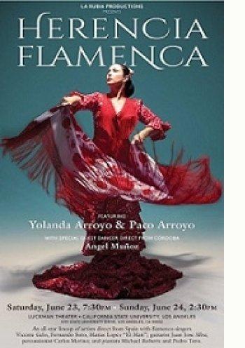 Herencia Flamenca 2018