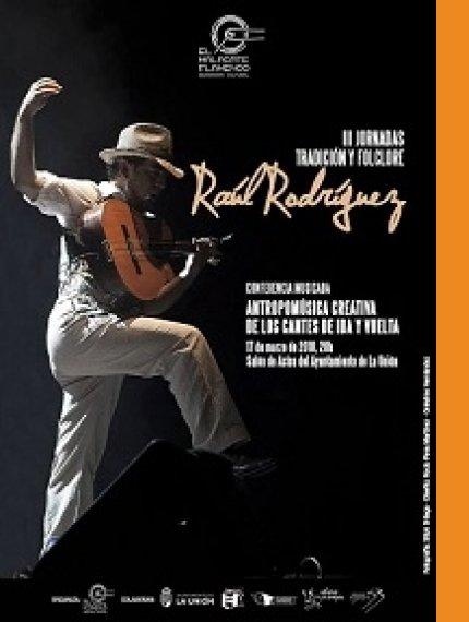 Raul Rodriguez - El Malacate Flamenco