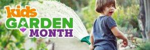 Kids Garden Month