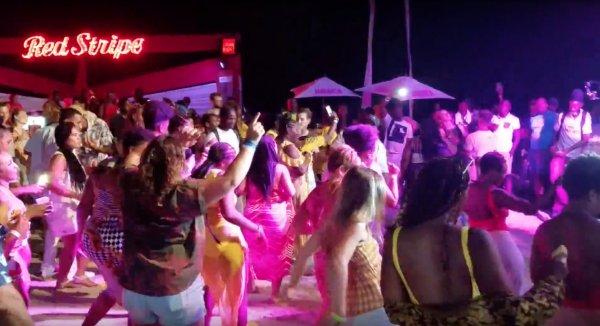 Colorfest Beach party sumfest