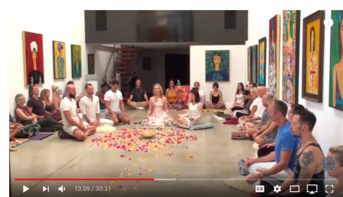 Pre-Bhakti Fest Video: Sex Actualization Workshop with Dawn