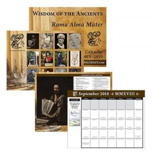 Image of 2018-2019 Roman Calendar