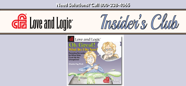 Love and Logic - Insider's Club