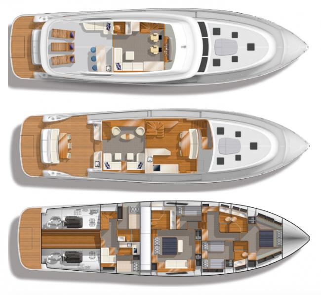 Listing Spotlight: 2018 Palm Beach Motor Yachts PB55