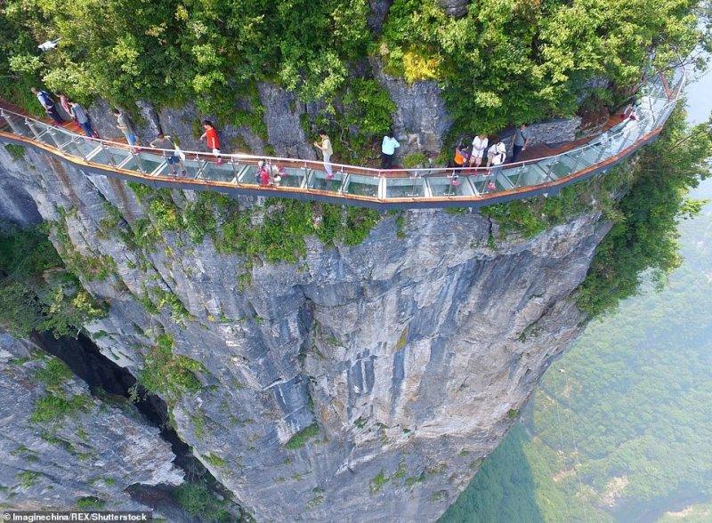 Chinese Walkway