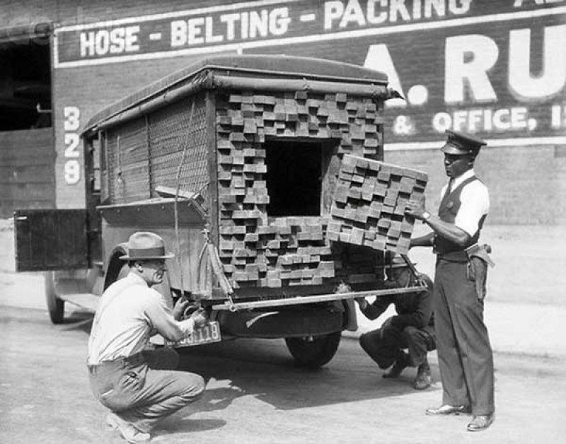 Prohibition Smuggler