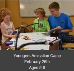 Young animation camp