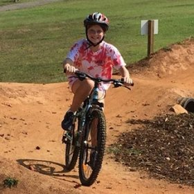 Spring Break Mountain Bike Camp
