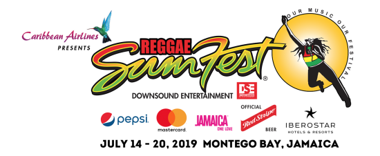 Reggae Sumfest WEbsite