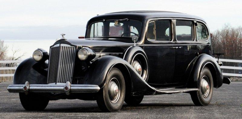 37 Packard Touring