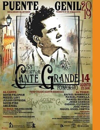 53 Festival de Cante Granda Fosforito 2019