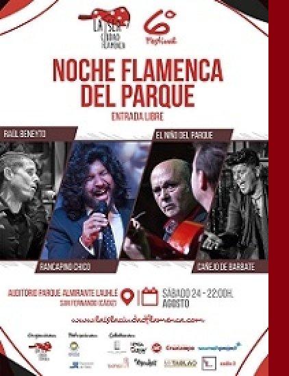 La Isla Ciudad de Flamenca 2019