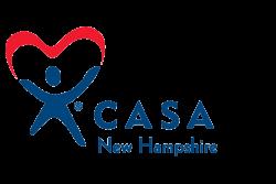 CASA of NH page