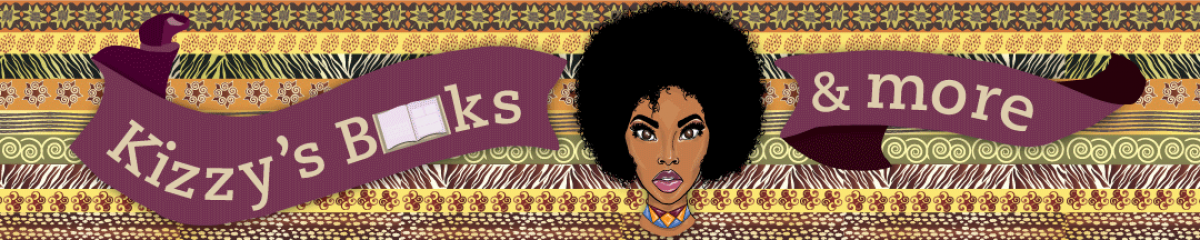 Kizzy's Books and More Header
