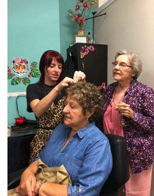 UU's experiencing Fairy Hair