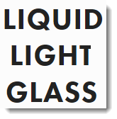 Liquid Light Glass Logo