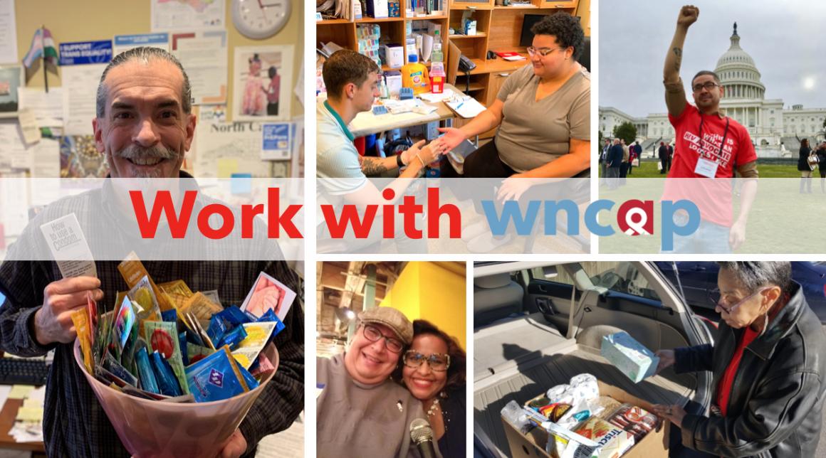 Work with WNCAP