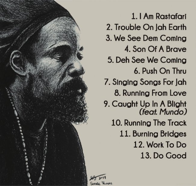 New Album From Harry Mo I Am Rastafari Reggae Festival Guide Magazine And Online Directory Of Reggae Festivals Reggae Festival Guide